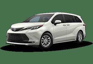 2021_Toyota_Sienna_XLE_ Santa Rosa CA