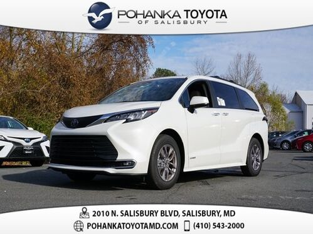 2021_Toyota_Sienna_XLE 7 Passenger_ Salisbury MD