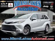 2021 Toyota Sienna XLE Miami Lakes FL