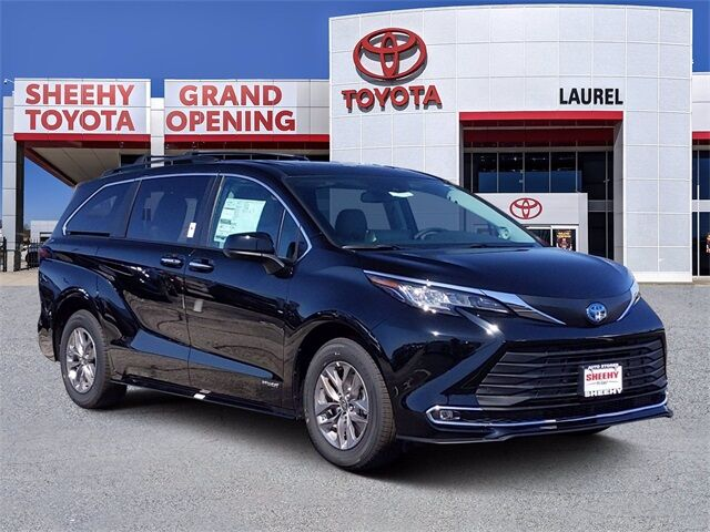 2021 Toyota Sienna XLE Laurel MD