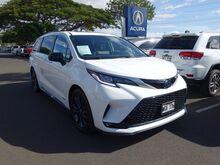 2021_Toyota_Sienna_XSE FWD 7-Passenger_ Kahului HI