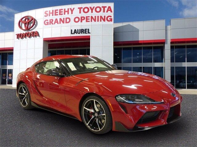 2021 Toyota Supra 3.0 Laurel MD