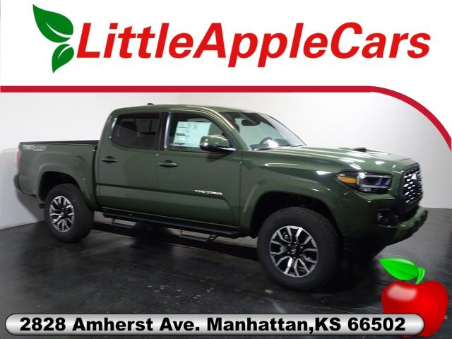 2021 Toyota Tacoma Manhattan KS