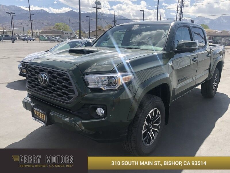 2021 Toyota Tacoma 2WD TRD Sport