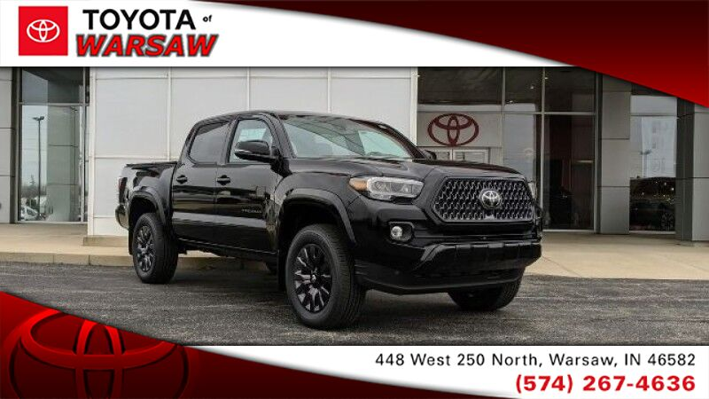 2021 Toyota Tacoma 4WD Limited Warsaw IN