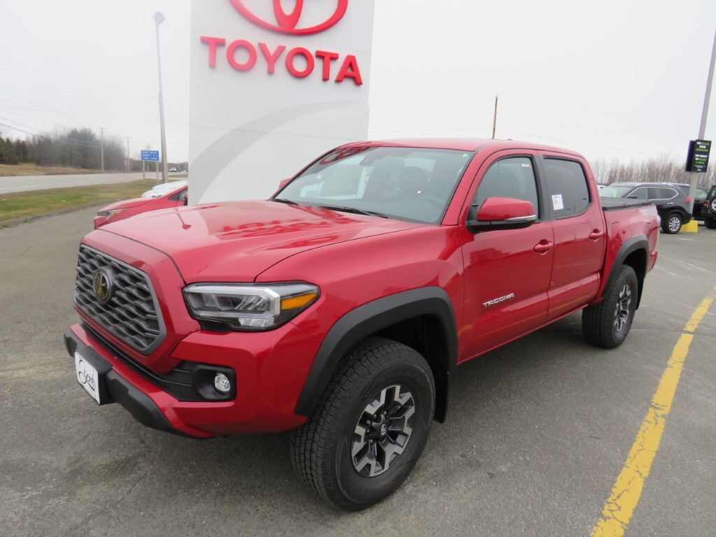 2021 Toyota Tacoma 4WD TRD Off Road Houlton ME