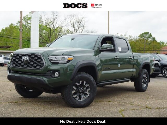 2021 Toyota Tacoma 4WD TRD Off Road Louisville MS