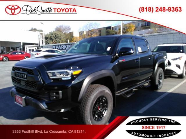 2021 Toyota Tacoma 4WD TRD Pro Double Cab 5' Bed V6 AT (Na La Crescenta CA
