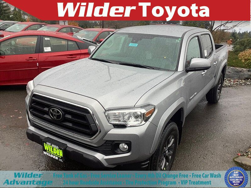 2021 Toyota Tacoma 4WD TRD Sport Port Angeles WA
