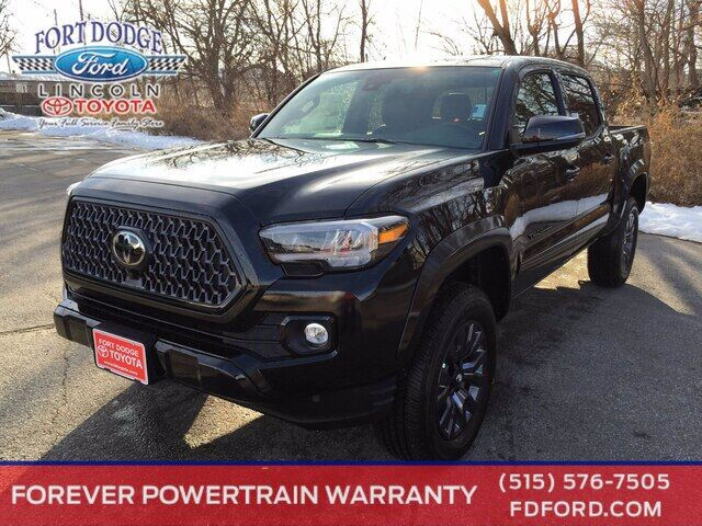 2021 Toyota Tacoma Limited Fort Dodge IA