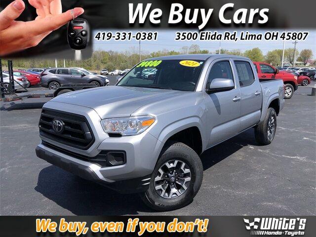 2021 Toyota Tacoma SR Lima OH