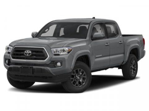 2021 Toyota Tacoma SR5 Double Cab 5' Bed I4 AT Ridgecrest CA