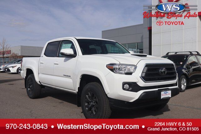 2021 Toyota Tacoma SR5 Grand Junction CO
