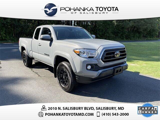 2021 Toyota Tacoma SR5 V6 Salisbury MD