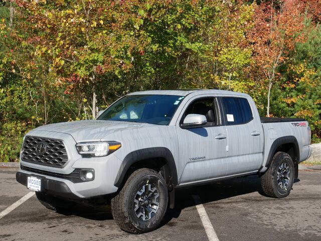 2021 Toyota Tacoma TRD Off Road Double Cab 5' Bed V6 A Hanover MA