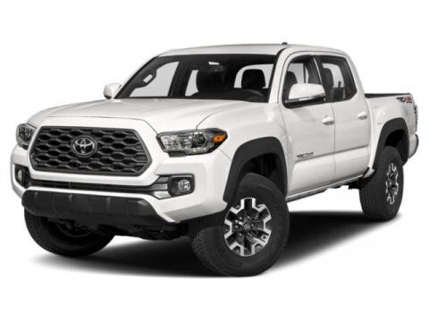 2021 Toyota Tacoma TRD Off Road Double Cab 5' Bed V6 AT Ridgecrest CA