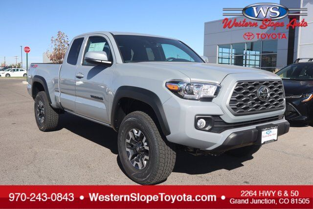 2021 Toyota Tacoma TRD Off-Road Grand Junction CO