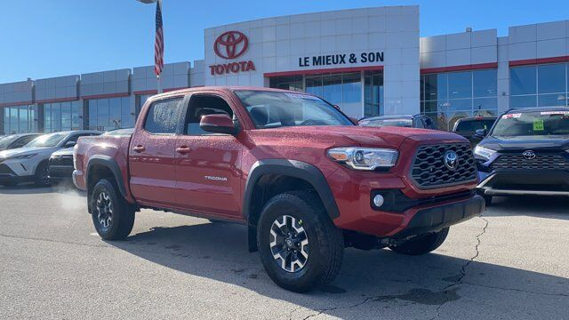 2021 Toyota Tacoma TRD Off Road Green Bay WI