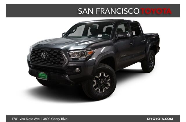 2021 Toyota Tacoma TRD Off-Road San Francisco CA
