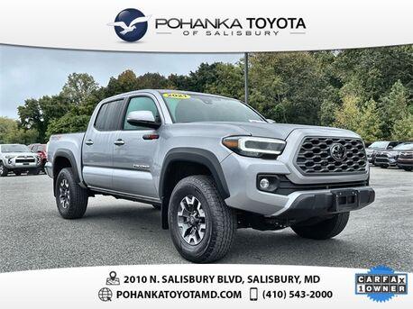 2021_Toyota_Tacoma_TRD Offroad V6_ Salisbury MD