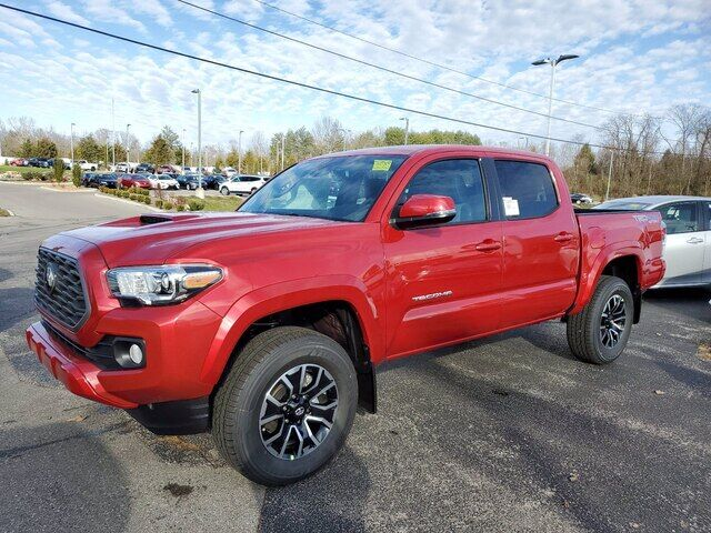 2021 Toyota Tacoma TRD Sport Double Cab Bloomington IN