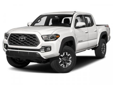 2021 Toyota Tacoma Truck TRD Off Road Double Cab 5' Bed V6 AT Pickup