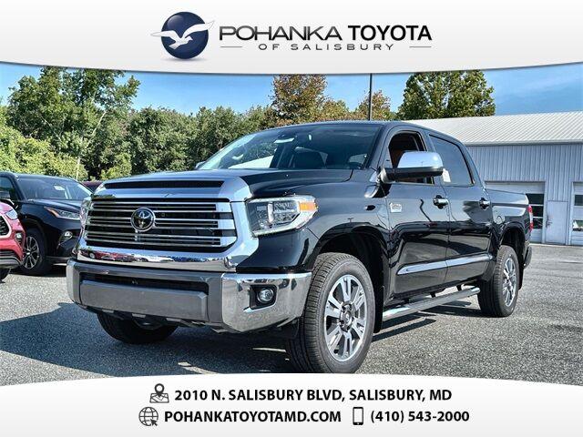 2021 Toyota Tundra 1794 CrewMax Salisbury MD