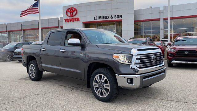 2021 Toyota Tundra 1794 Edition Green Bay WI