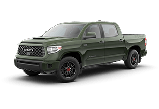 2021 Toyota Tundra CrewMax 5.5-ft. Short Bed 1794 Edition 4WD