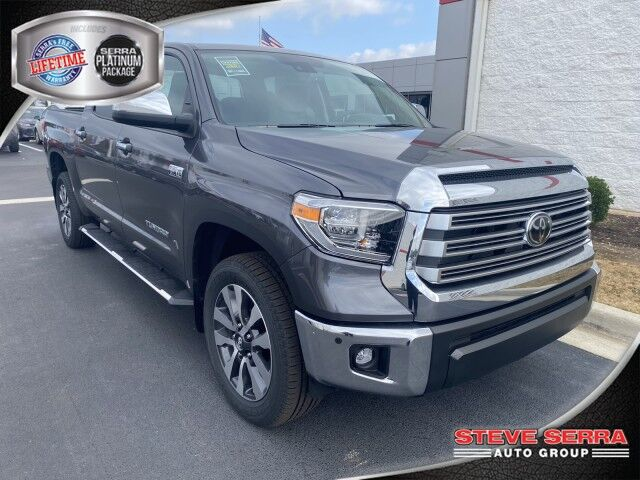 2021 Toyota Tundra 2WD Limited