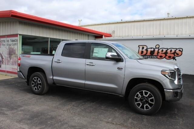 2021 Toyota Tundra 4WD 1794 Edition CrewMax 5.5' Bed