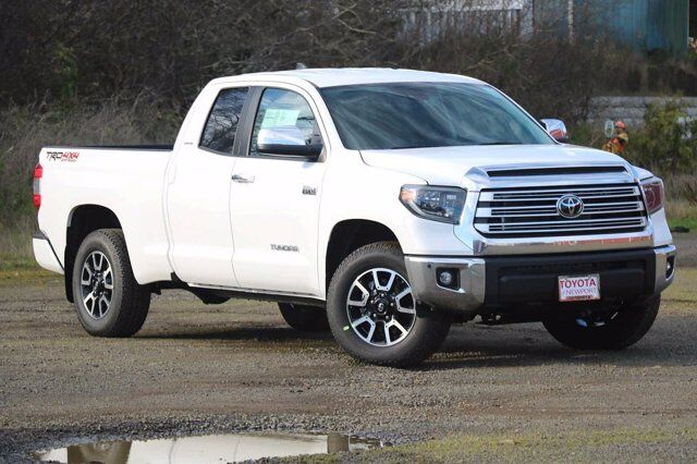 2021 Toyota Tundra 4WD Limited Newport OR