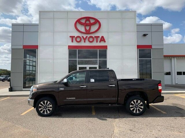 2021 Toyota Tundra 4WD Limited North Platte NE