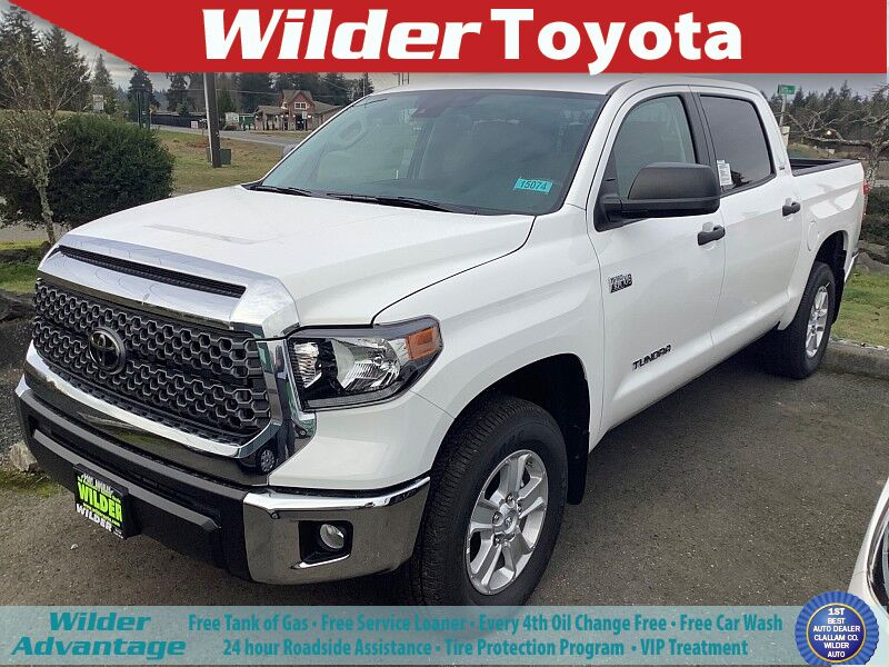 2021 Toyota Tundra 4WD SR5 Port Angeles WA