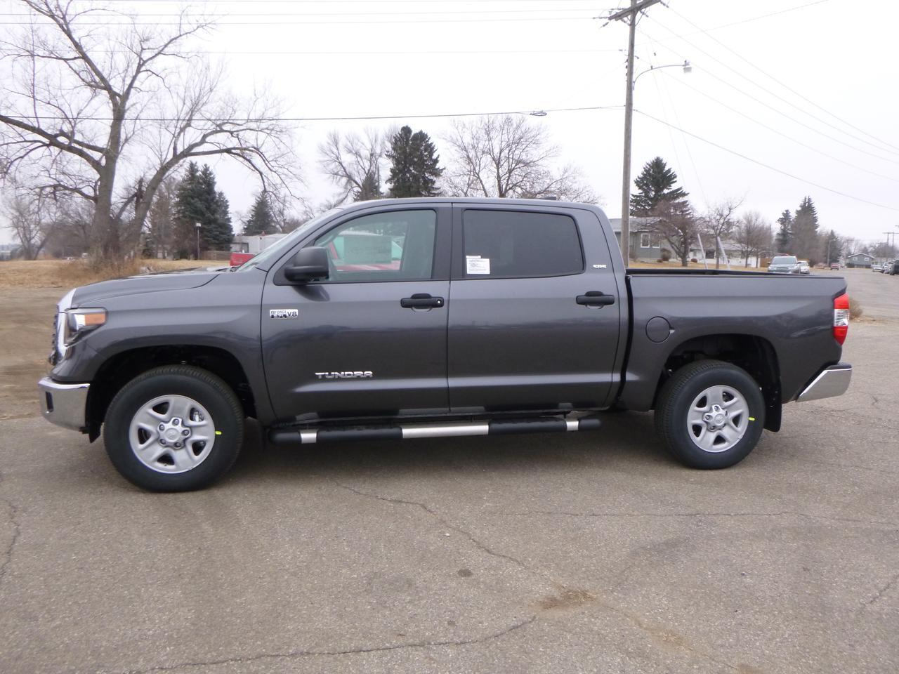 2021 Toyota Tundra 4x4 SR5 CrewMax Jamestown ND