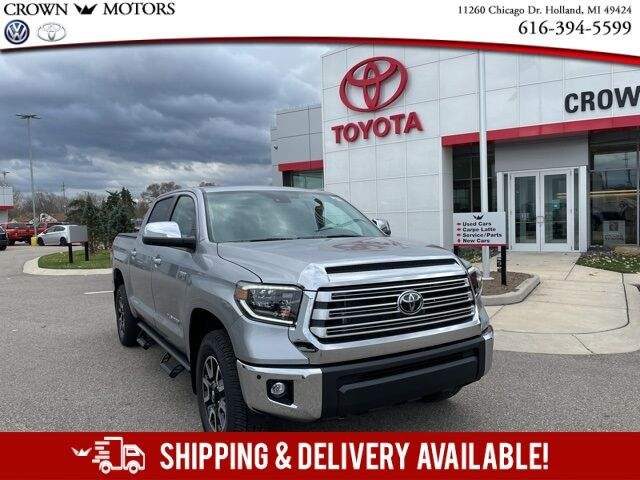 2021 Toyota Tundra Limited CrewMax Holland MI
