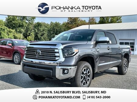 2021_Toyota_Tundra_Limited CrewMax_ Salisbury MD