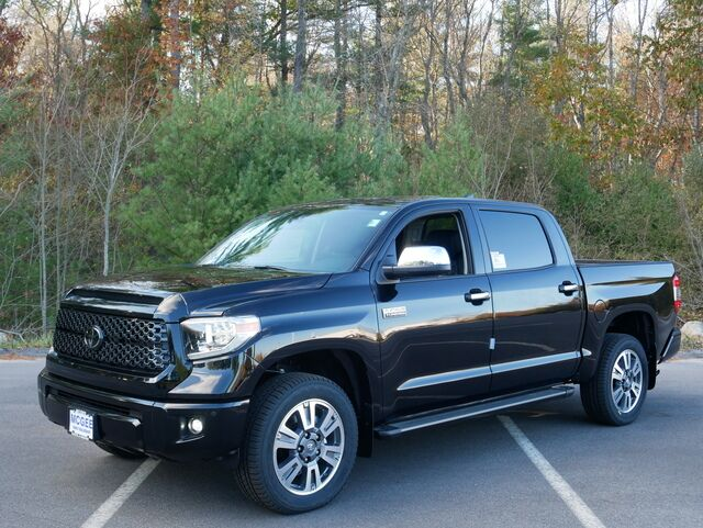 2021 Toyota Tundra Platinum CrewMax 5.5' Bed 5.7L Hanover MA