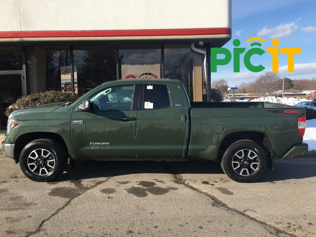 2021 Toyota Tundra SR5 Enfield CT