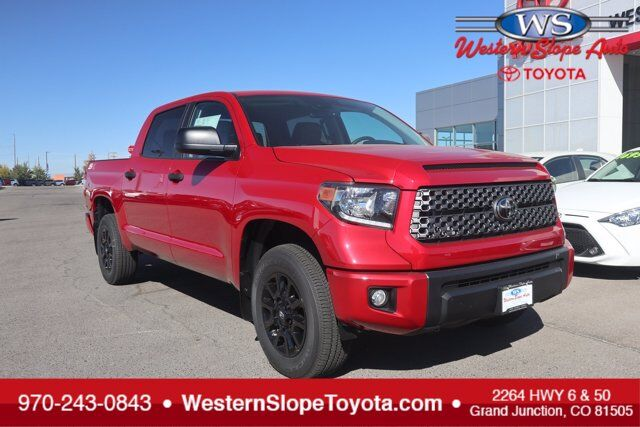 2021 Toyota Tundra SR5 Grand Junction CO