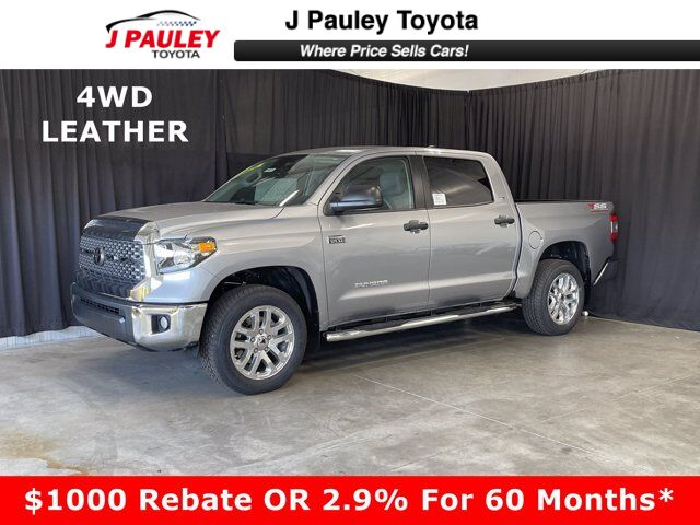 2021 Toyota Tundra SR5 TSS Leather Edition Fort Smith AR