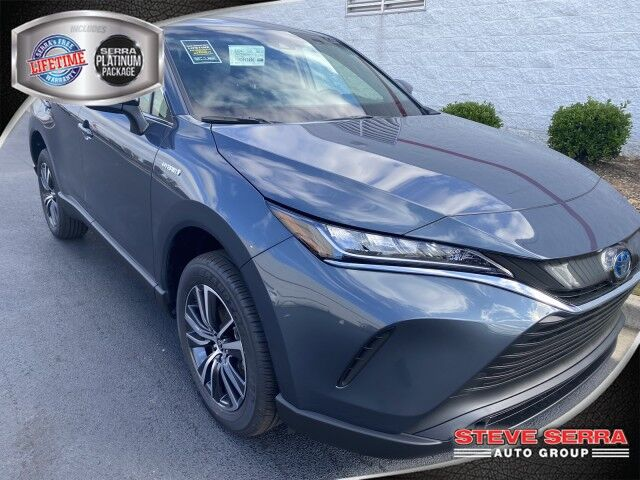 2021 Toyota Venza LE Decatur AL