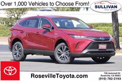 2021_Toyota_Venza_LE_ Roseville CA