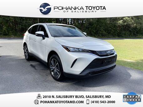 2021_Toyota_Venza_LE_ Salisbury MD