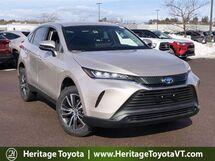 2021 Toyota Venza LE South Burlington VT