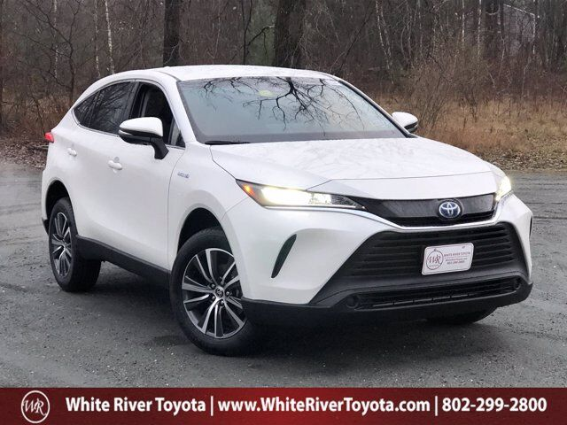 2021 Toyota Venza LE White River Junction VT