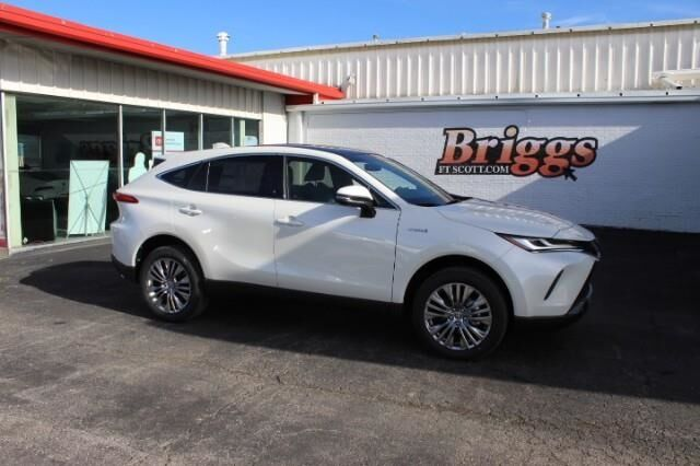 2021 Toyota Venza Limited AWD Fort Scott KS