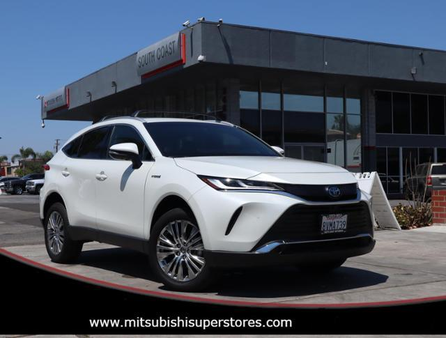 2021 Toyota Venza Limited Costa Mesa CA