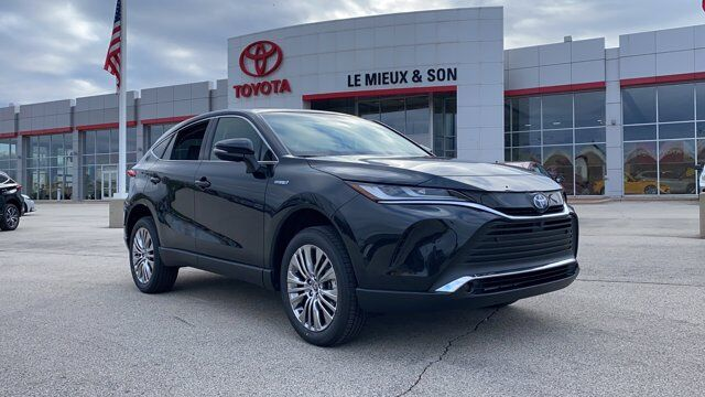 2021 Toyota Venza Limited Green Bay WI