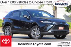 2021_Toyota_Venza_Limited_ Roseville CA
